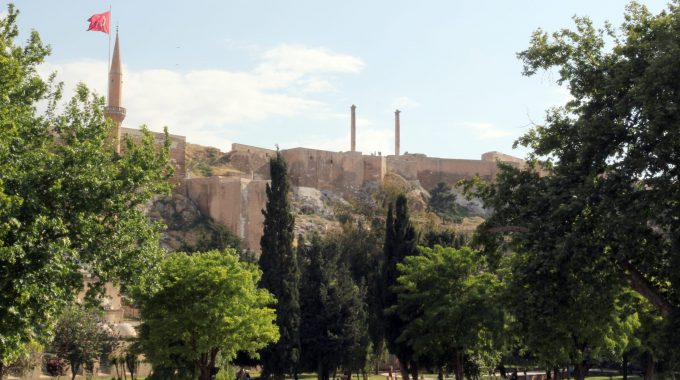 A European Journey #92 – Urfa (Turkey)
