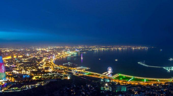 A European Journey #93 – Baku (Azerbaijan)